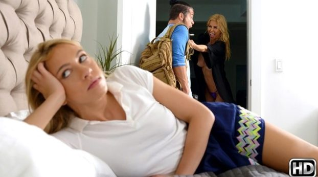 RealityKings - Moms Bang Teens - Afternoon Special with Alexis Fawx, Bambino, Khloe Kapri