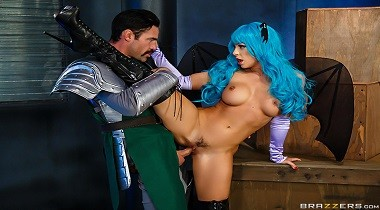 Brazzers - Brazzers Exxtra – Morricunt vs. Dr. Poon A XXX Parody with Abigail Mac & Charles Dera