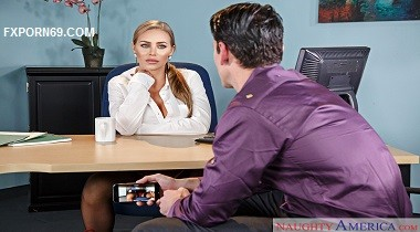 NaughtyAmérica - Naughty Office Nicole aniston & ryan driller
