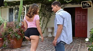 Teamskeet - Teen Curves – Twerking Contestant Gets A Tune Up with Mena Mason