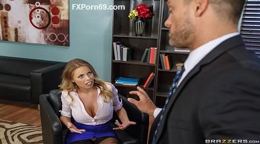 Brazzers - Big Tits At Work - Business Too Casual with Britney Amber & Ramon