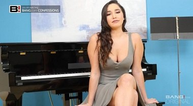 Bang! Confessions - Karlee Grey Gives Tittyfucking Good Time To Her Piano Instructor 380x210