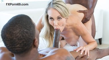 Blacked - Sexy Mom Takes 2 young BBCs with Brandi Love, Isiah Maxwell & Jason Brown 380x210