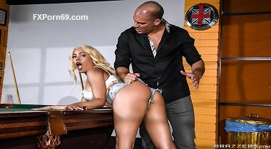 Brazzers XXX Two Balls in the Corner Pocket with Luna Star & Sean Lawless