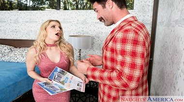 Naughtyamerica - I Have a Wife Ashley Fires & Charles Dera 380x210