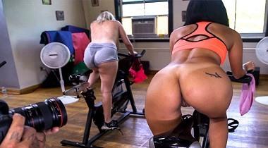 Bangbros - Behind the Scenes Hot Fuck with Monica Asis - Bang POV 380x210