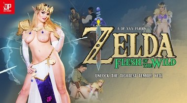 Digitallayground - Zelda Flesh of the Wild A DP XXX Parody with Katy Jayne & Ryan Ryder 380x210