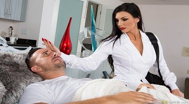 Doctor Adventures - The House Call Melissa Lynn & Keiran Lee by Brazzers 380x210