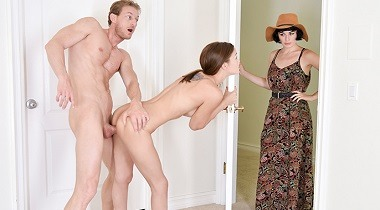 Familystrokes - The Cool Stepdad Lets It Slide with Karter Foxxx 380x210