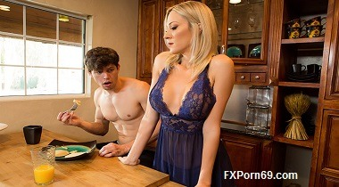 Brazzers - Pitch it Down the Pipe Blake Morgan & Alex D by Milfs Like It Big 380x210