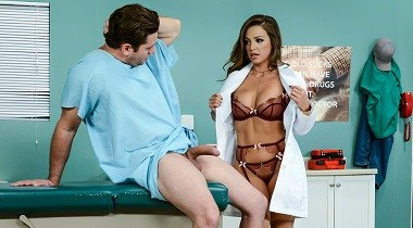 Brazzers Free Ride It Out Abigail Mac & Preston Parker by Doctor Adventures 380x210