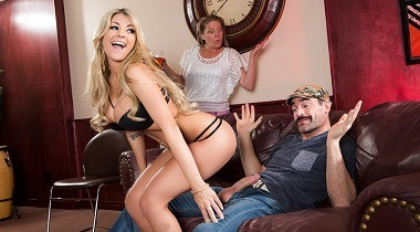 Brazzers extra - Don't Touch Her 3 with Kayla Kayden & Charles Dera 380x210