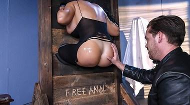Free anal 4 sybil stallone