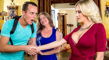 Digitalplayground hd - My Mom's Best Friend with Blake Morgan & Justin Hunt 380x210
