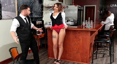 Realitykings.com - Wet Bar by Eve Ellwood & Seth Gamble - Sneaky Sex 380x210