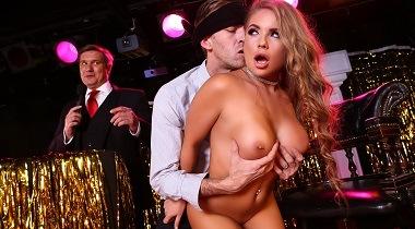 Brazzers Sex - So You Think You Know Porn Stars Alessandra Jane & Danny D - Pornstars Like It Big 380x210