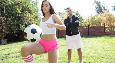 Brazzers full hd - Practice Makes Her Purrrrfect Alina Lopez & Keiran Lee - Teens Like It Big 380x210