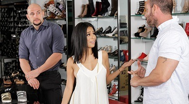 Brazzers hd - Real Wife Stories If The Shoe Fits by Monica Asis & JMac 380x210
