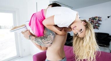 Mofos hd - Dakota Gets Her Pussy Stretched with Dakota Bleu - Don't Break Me 380x210