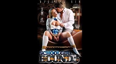 Newsensations - Schoolgirl Bound 3 by Lily Rader , Leah Gotti, Kandace Kayne & Bobbi Dylan 380x210