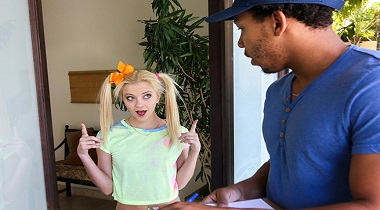 Bangbros 1080p - Tiny Blonde Takes on a Monster Cock by Riley Star & Ricky Johnson 380x210