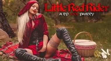 Digitalplayground.com - Little Red Rider A DP XXX Parody by Elsa Jean & Xander Corvus 380x210