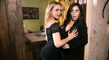 GirlsWay.com - First Impressions by April O'Neil & Mia Malkova 380x210