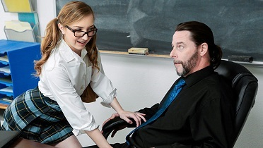 Teamskeet.com - Never Been Fucked Since Nam by Gracie May Green - InnocentHigh 380x210