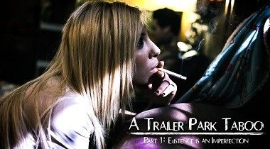 Puretaboo HD - Trailer Park Taboo - Part 1 with Kenzie Reeves & Joanna Angel 380x210