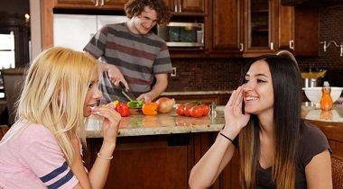 Realitykings.com - Cheating With Her Bestie with Brick Danger & Kenzie Reeves - Sneaky Sex 380x210